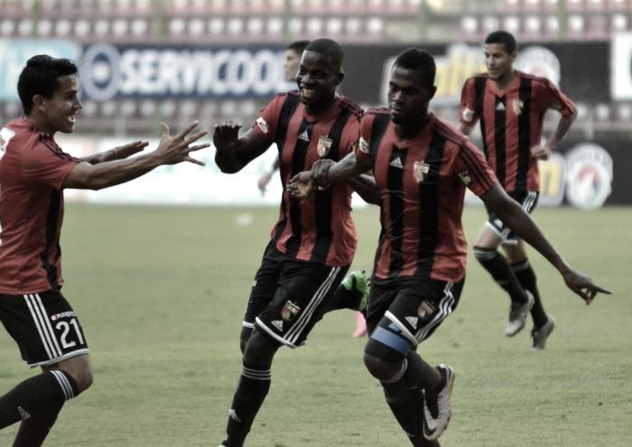Deportivo Lara volvió a la victoria