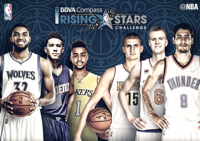 Jogo dos Calouros no NBA All-Star Game 2017