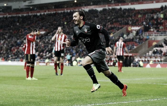 Southampton dio un batacazo con mucha autoridad y dejó a Sunderland en el infierno