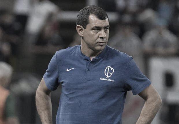 """Carille exalta Matheus Vital após gol: """"É um jogador de minha total confiança"""""""
