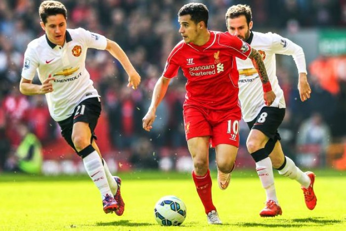 Premier League, il Liverpool trova il Manchester United nella corsa verso il titolo