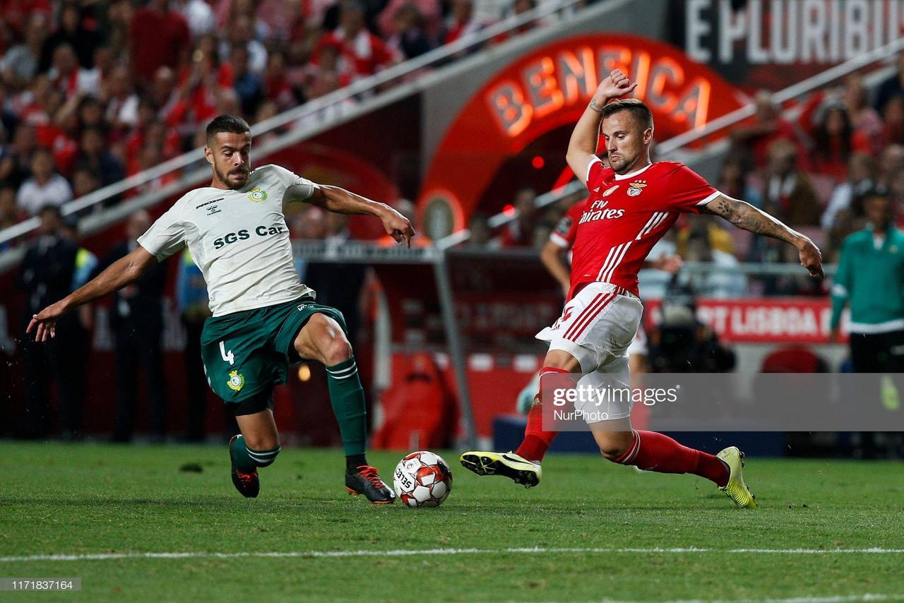 Benfica viaja até Setúbal