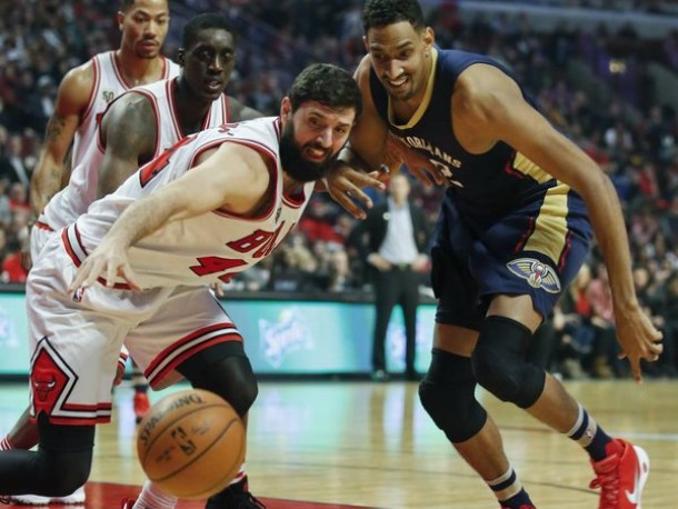 Chicago Bulls Edge Out New Orleans Pelicans, 98-94