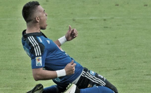 Millonarios, Liga Águila 2015-I: Fernando Uribe