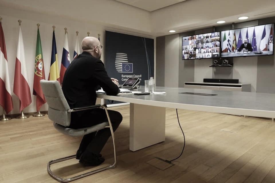El impacto del COVID-19 en la Unión Europea