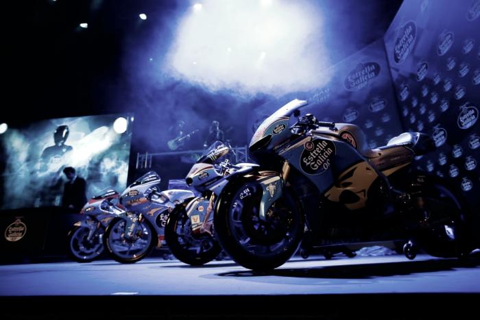 Il team Estrella Galicia-Marc VDS è pronto per un 2017 da protagonista