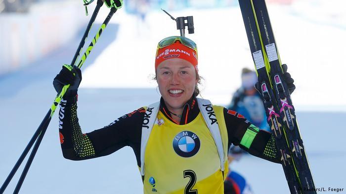Biathlon Hochfilzen 2017, mass start femminile: Dahlmeier riscrive il libro dei record, altra medaglia per gli Stati Uniti con Dunklee