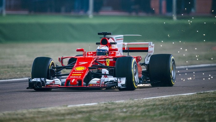 Delightful Scuderia Ferrari: 2017 Preview