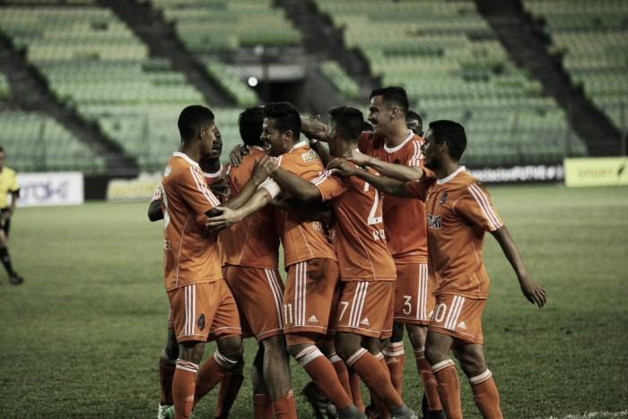 Deportivo La Guaira se impulsa a la cima de la tabla