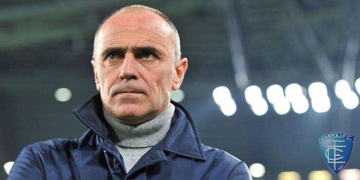 """Empoli sconfitto allo Juventus Stadium, Martusciello: """"Abbiamo giocato con grande personalità"""""""