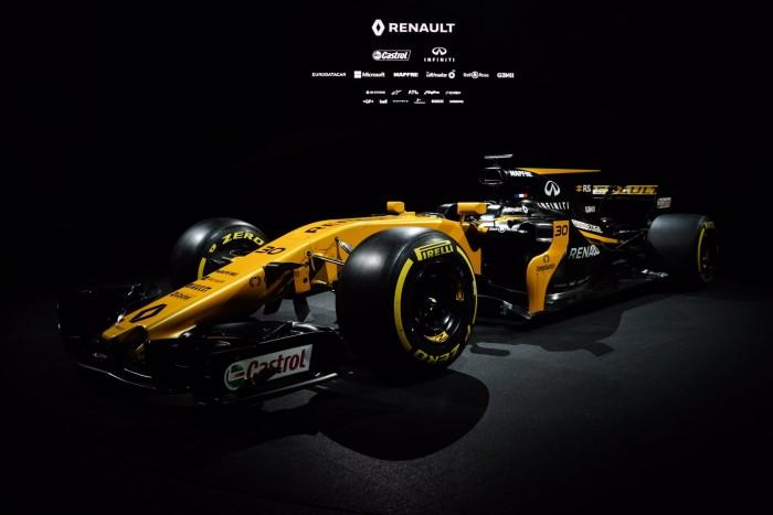 Renault presenta la R.S. 17