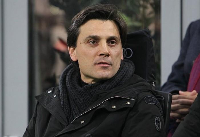 """Il Milan vince con polemiche, Montella: """"Proteste Sassuolo? Si lamentano ancora dell'andata"""""""