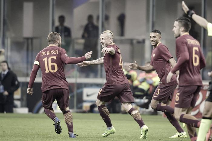 La Roma è a caccia di record...(e di un trofeo)