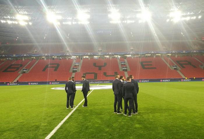 Champions League: le formazioni ufficiali di Bayer Leverkusen - Atlètico Madrid