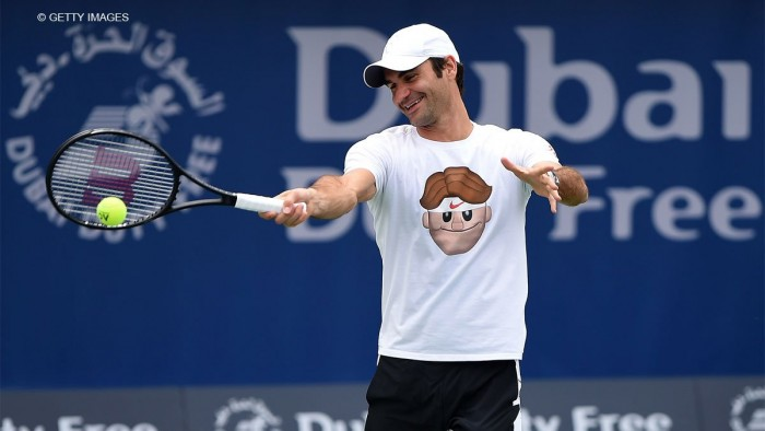 Tennis - Torneo Dubai: esordio positivo per Federer, battuto il francese Paire