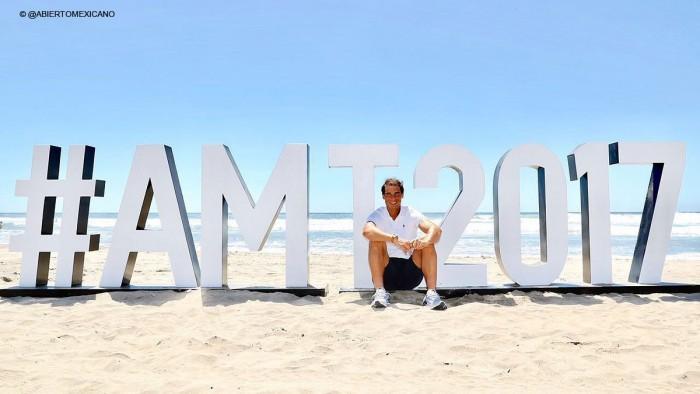 ATP - Ad Acapulco in campo Goffin, in attesa di Djokovic e Nadal