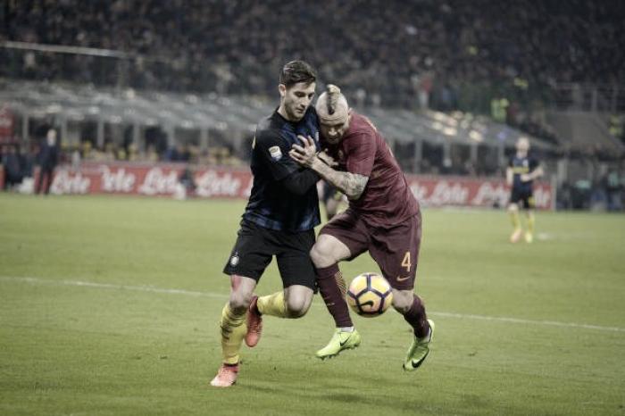 Icardi y la suerte se imponen en Roma