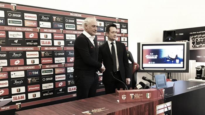 """Genoa, Mandorlini si presenta: """"La squadra ha bisogno di certezze. Simeone fondamentale"""""""