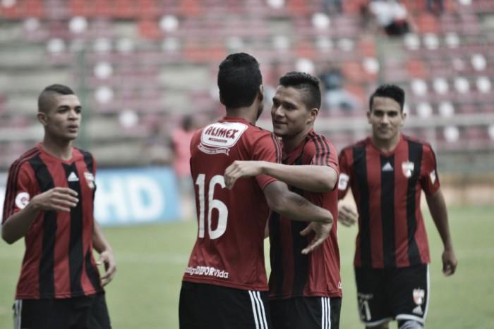 Deportivo Lara logra la victoria más abultada de su historia
