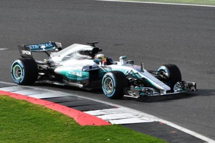 F1- Presentata la nuova Mercedes W08