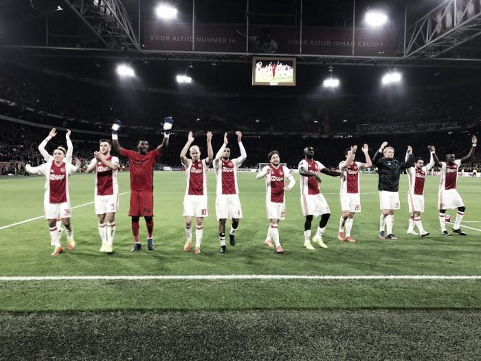 El Ajax logra superar algunas complicaciones y estará en octavos
