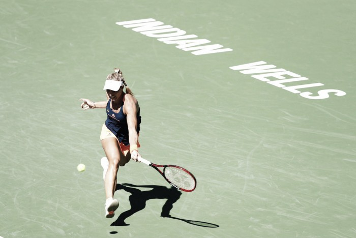 Tennis, WTA Indian Wells: avanzano Venus Williams e Kerber, fuori Halep