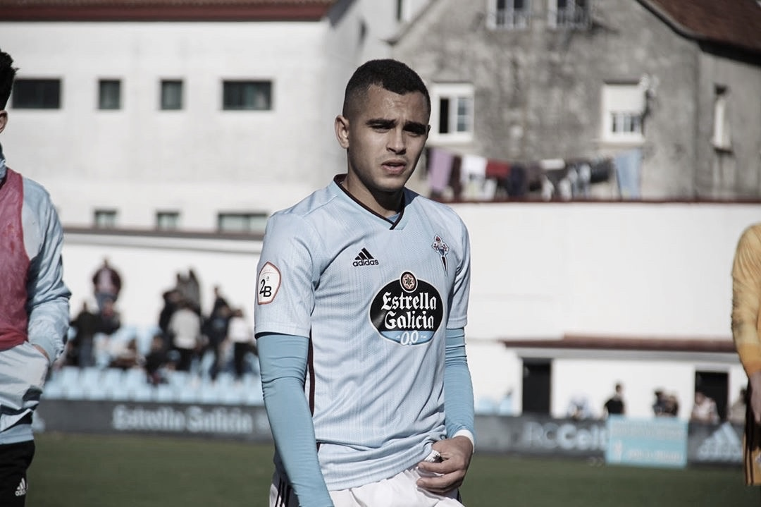 Moha regresa al Real Madrid Castilla tras un curso en el filial del Celta de Vigo