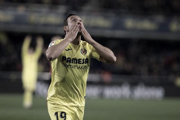 Com gols de Cazorla, Villarreal empata com Real Madrid pela La Liga