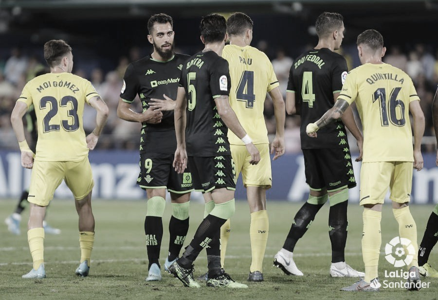 Previa Real Betis vs Villarreal: a por los puntos que faltan