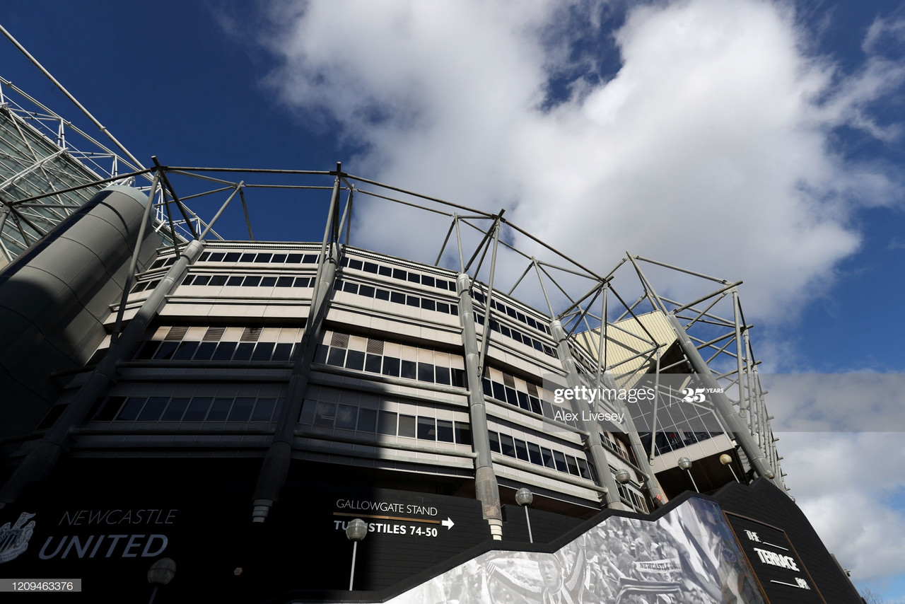 Could an empty St James' Park help Newcastle United players?