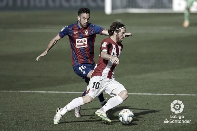 Previa SD Eibar vs. Athletic Club: necesidad imperiosa de ganar