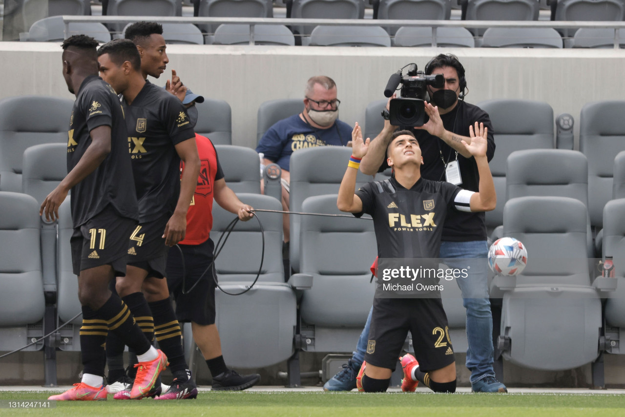 LAFC 1-1 Seattle Sounders: Spoils shared in entertaining draw