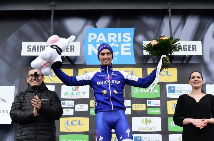 Parigi - Nizza 2017, 5° tappa: ultima tornata veloce, poi si sale