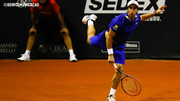 ATP San Paolo, fuori Fognini