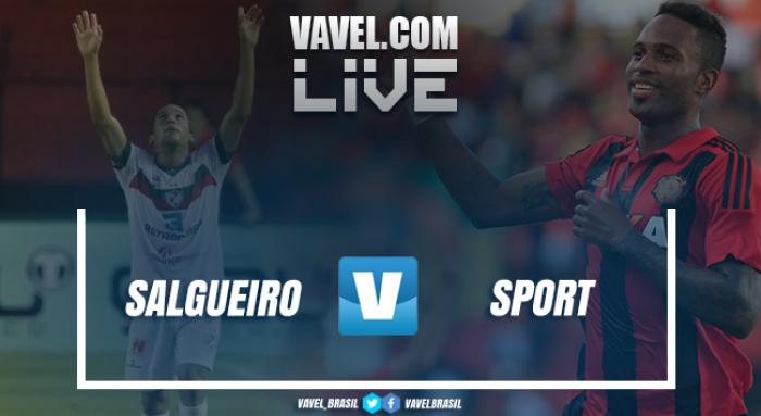 Resultado Salgueiro x Sport na final do Pernambucano 2017 (0-1)