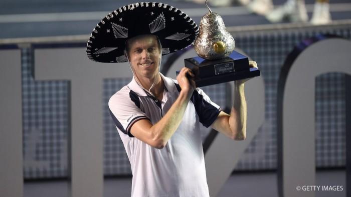 ATP Acapulco - Querrey batte Nadal e conquista il titolo