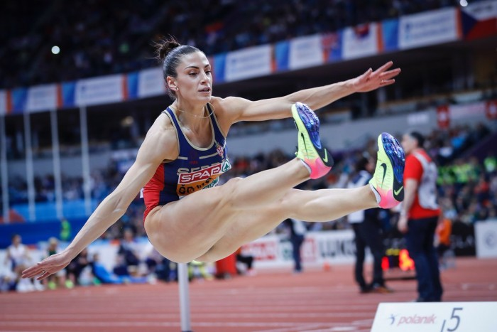 Atletica, Europei Indoor Belgrado 2017 - Vola la Spanovic, Italia 4° in staffetta, sesto Chesani nell'alto