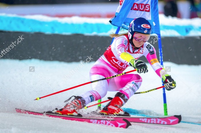 Sci, Shiffrin vince lo slalom di Squaw Valley, quinta Costazza