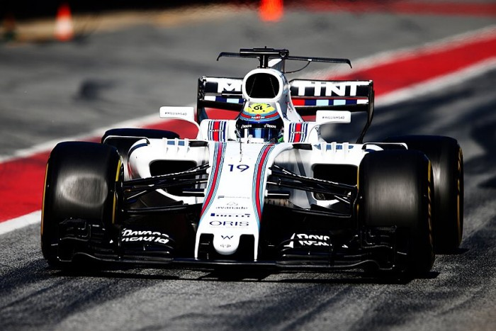 F1 Day 1 - Barcellona 2: Massa super, bene i tre top team