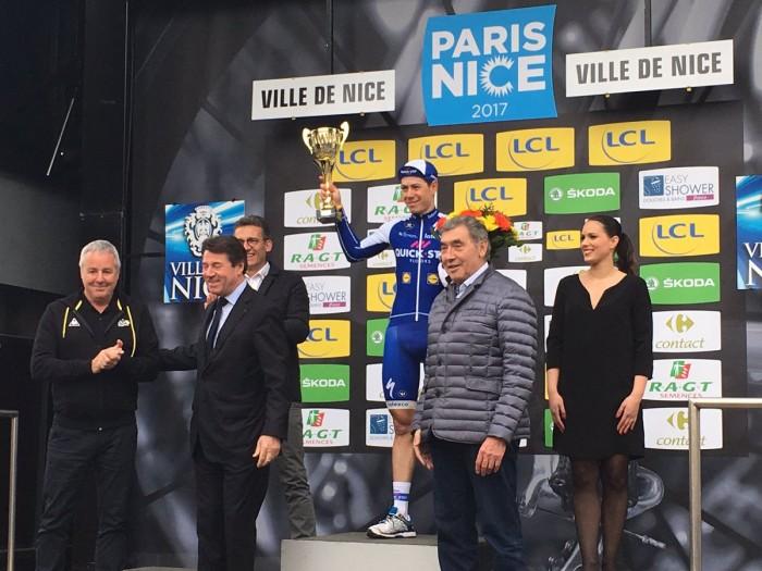Parigi - Nizza 2017: capolavoro di Contador, ma Henao si salva. Ultima tappa a De La Cruz
