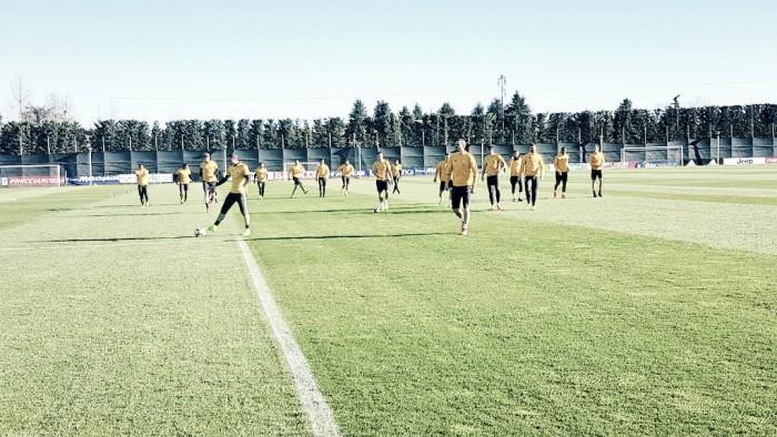 Juventus: turnover limitato contro il Milan