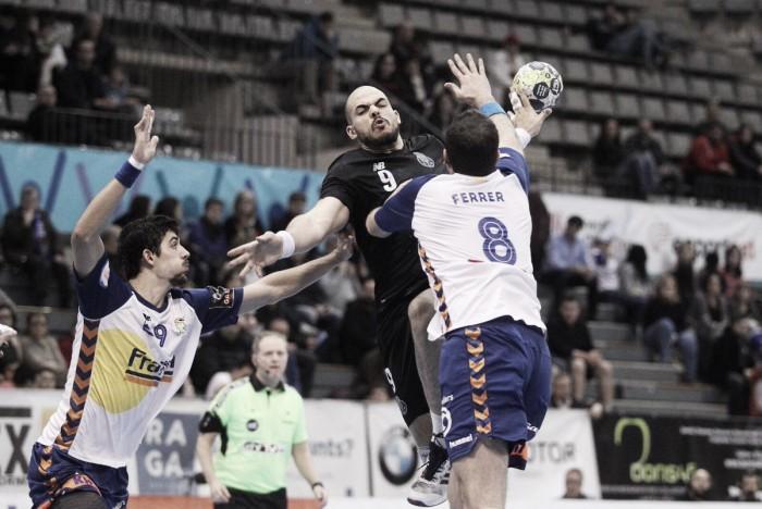 El Granollers pasa por encima del Oporto y sigue en la luchas por los cuartos de final