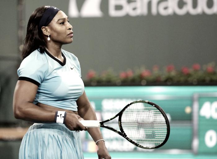 WTA - No Serena, si party