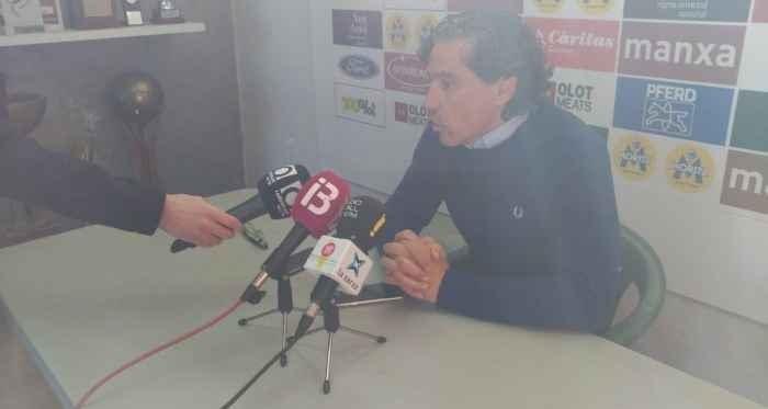 """Raúl Garrido: """"No somos inferiores a nadie"""""""