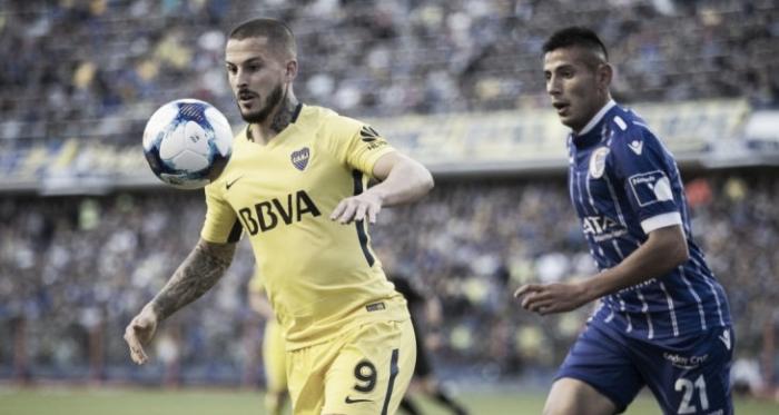 Último partido en La Bombonera, Boca ganó 4-1 / Foto: Ámbito