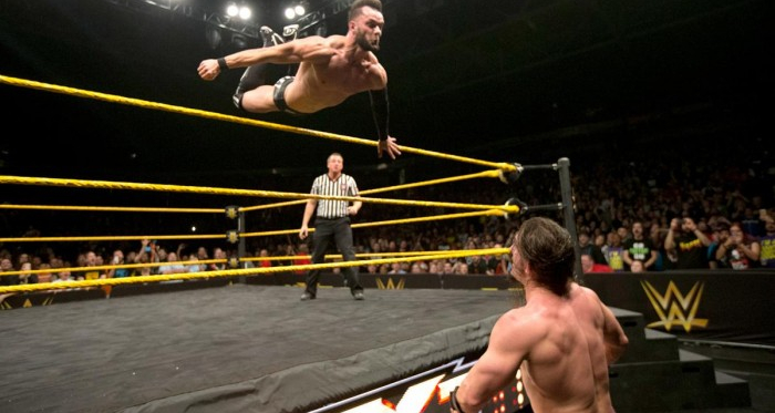 NXT Review 3/2/16