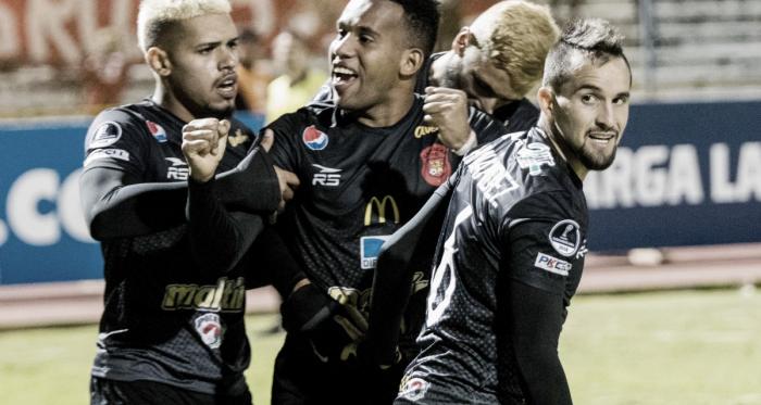 Fotografía: Emmanuel García (Caracas FC)