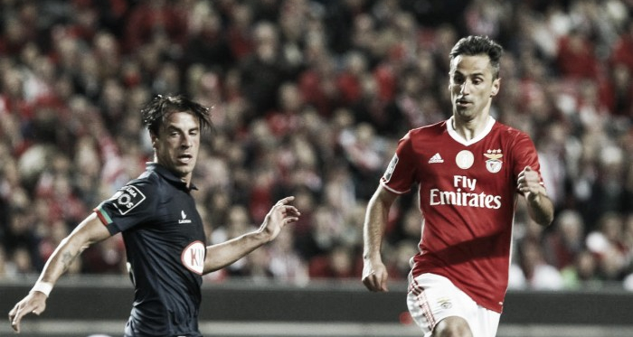 Benfica empate no terreno do Marítimo.