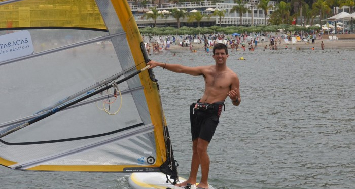 Alessio Botteri buscara hacer historia en el deporte peruano