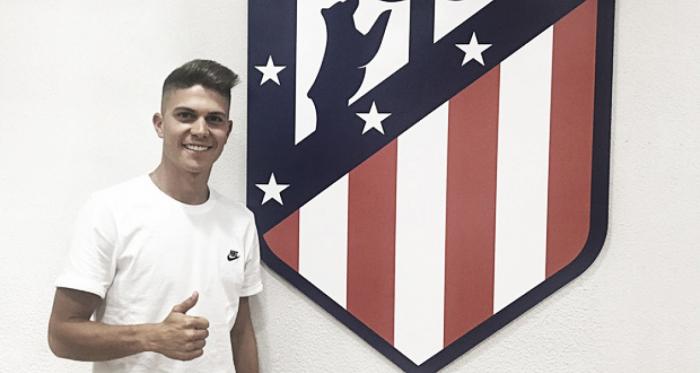 'Pinchi' refuerza al Atlético B